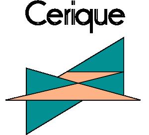 Logo Cerique - Deospray zonder parfum. Een huidvriendelijke samenstelling voor de gevoelige huid.
